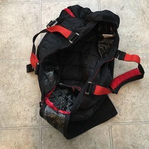 0432deda7405 Nike Bags - Vintage NIKE michael jordan flight duffle bag 90 s